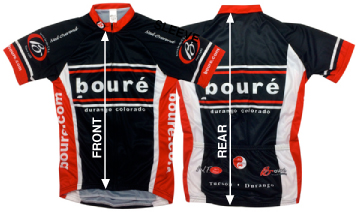 Bouré Team Cycling Jersey - Bouré Bicycle Clothing 67043e4b1