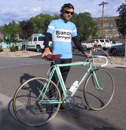 Bike Fweest 2005 Vintage Animas Valley Ride Boure Bicycle Clothing