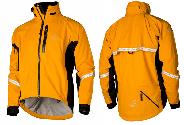 Showers Pass Elite eVent 2.1 Rain Jacket - Bouré Bicycle Clothing