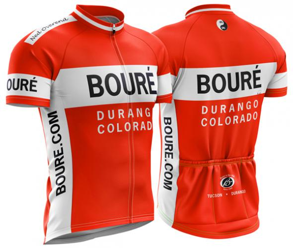 Bouré Team Cycling Jersey - Bouré Bicycle Clothing d31ee09c9